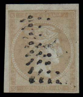Lot 246 - GREECE-  LARGE HERMES HEAD 1871/2 printings -  Athens Auctions Public Auction 64 General Stamp Sale
