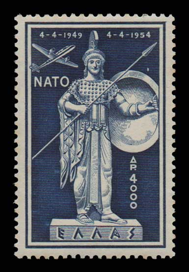 Lot 897 - -  AIR-MAIL ISSUES Air-mail issues -  Athens Auctions Public Auction 83 General Stamp Sale