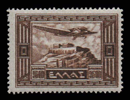 Lot 941 - -  AIR-MAIL ISSUES Air-mail issues -  Athens Auctions Public Auction 86 General Stamp Sale