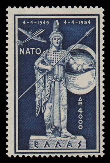 Lot 896 - -  AIR-MAIL ISSUES Air-mail issues -  Athens Auctions Public Auction 83 General Stamp Sale