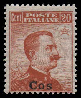 Lot 1059 - GREECE-  DODECANESE Dodecanese -  Athens Auctions Public Auction 63 General Stamp Sale