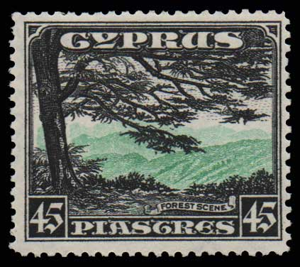 Lot 1516 - CYPRUS-  CYPRUS Cyprus -  Athens Auctions Public Auction 63 General Stamp Sale