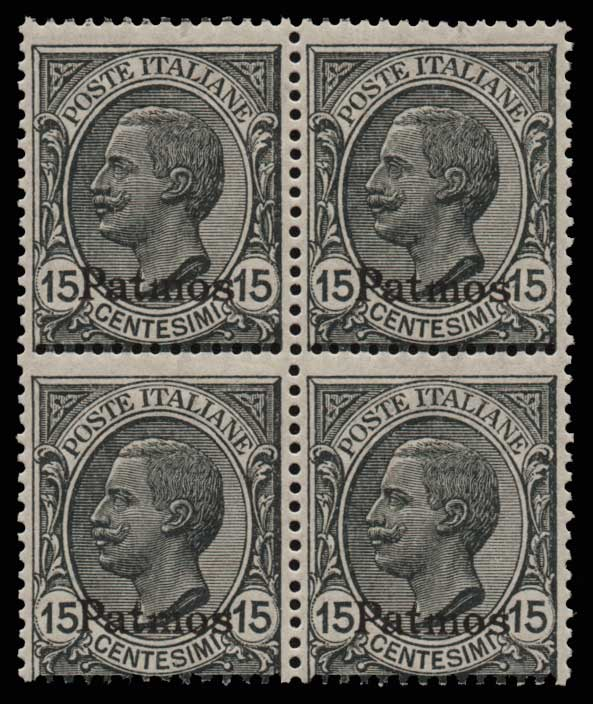 Lot 1104 - -  DODECANESE Dodecanese -  Athens Auctions Public Auction 84 General Stamp Sale