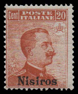 Lot 1064 - GREECE-  DODECANESE Dodecanese -  Athens Auctions Public Auction 63 General Stamp Sale