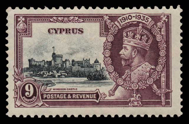 Lot 1385 - -  CYPRUS Cyprus -  Athens Auctions Public Auction 76 General Stamp Sale