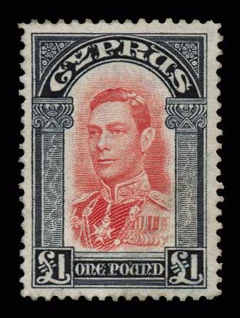 Lot 1386 - -  CYPRUS Cyprus -  Athens Auctions Public Auction 76 General Stamp Sale