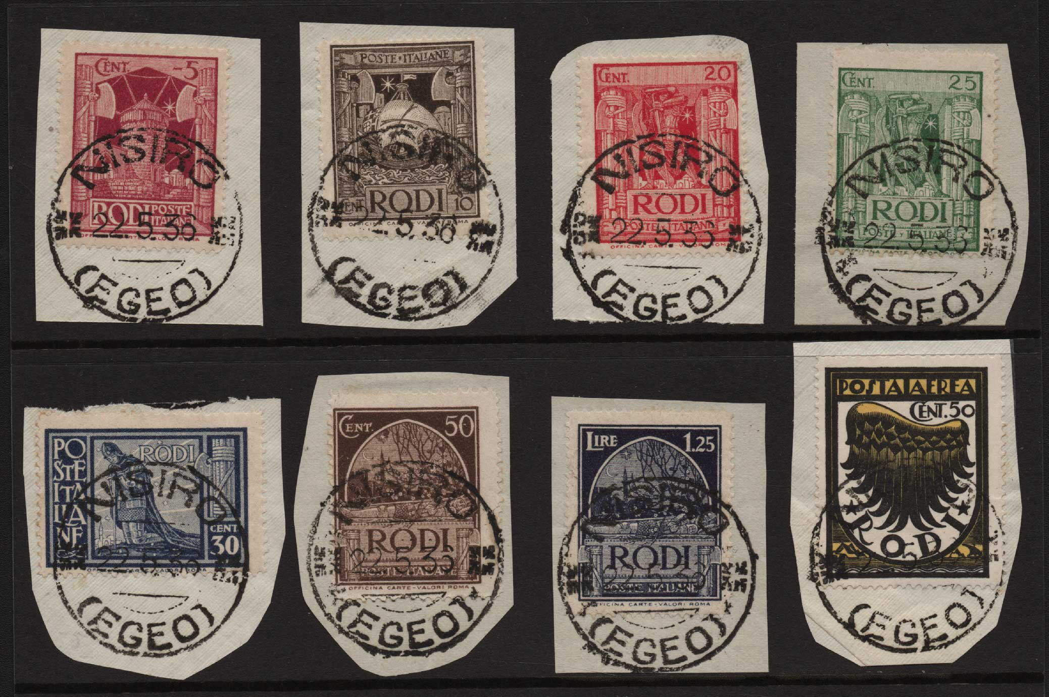 Lot 1068 - -  DODECANESE Dodecanese -  Athens Auctions Public Auction 71 General Stamp Sale