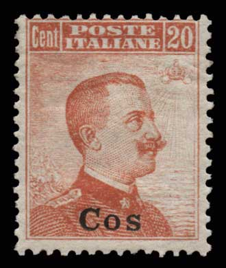 Lot 1039 - -  DODECANESE Dodecanese -  Athens Auctions Public Auction 70 General Stamp Sale