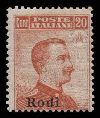 Lot 1045 - -  DODECANESE Dodecanese -  Athens Auctions Public Auction 70 General Stamp Sale