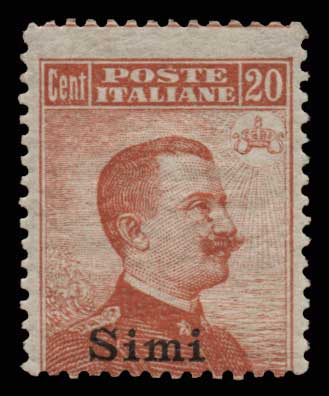 Lot 1046 - -  DODECANESE Dodecanese -  Athens Auctions Public Auction 70 General Stamp Sale