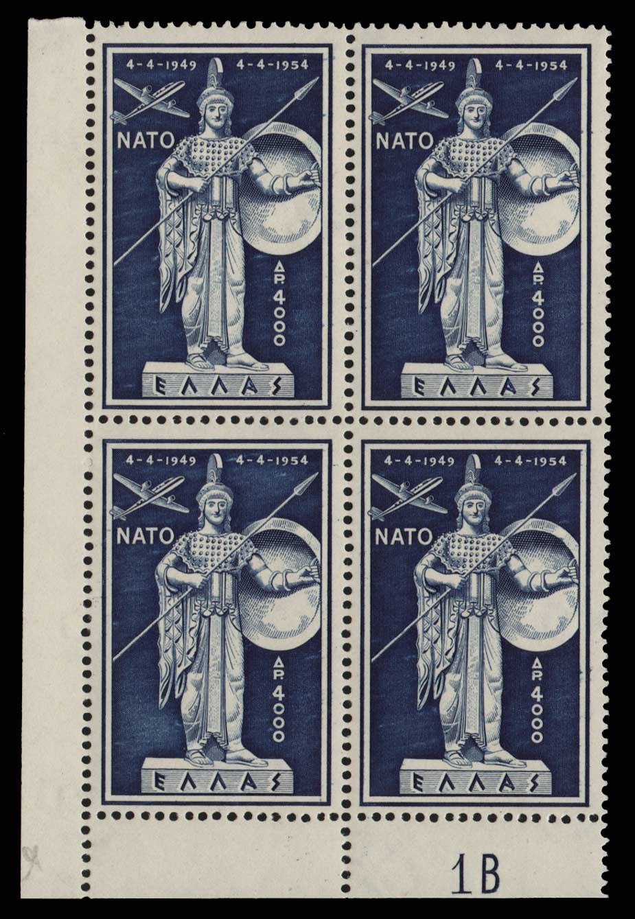 Lot 927 - -  AIR-MAIL ISSUES Air-mail issues -  Athens Auctions Public Auction 70 General Stamp Sale