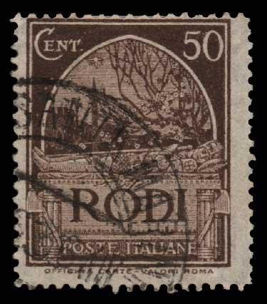 Lot 1070 - -  DODECANESE Dodecanese -  Athens Auctions Public Auction 71 General Stamp Sale