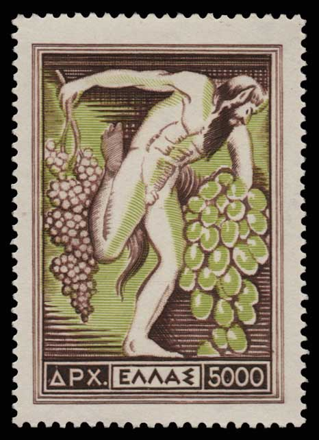 Lot 758 - - 1945-2013 1945-2013 -  Athens Auctions Public Auction 75 General Stamp Sale