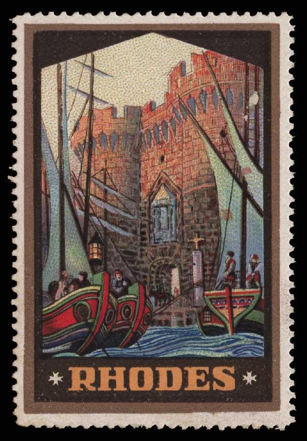 Lot 1295 - - VIGNETTES vignettes -  Athens Auctions Public Auction 73 General Stamp Sale