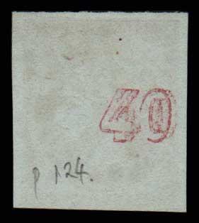 Lot 252 - -  LARGE HERMES HEAD 1871/2 printings -  Athens Auctions Public Auction 83 General Stamp Sale