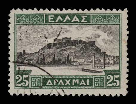 Lot 745 - -  1924 - 1944 1924 - 1944 -  Athens Auctions Public Auction 84 General Stamp Sale