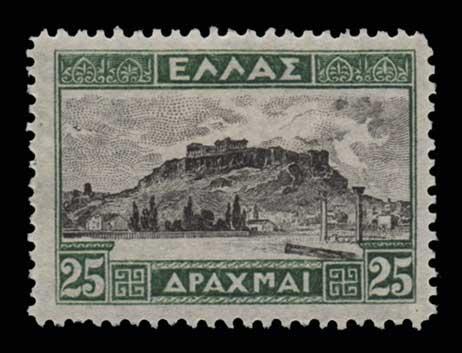 Lot 744 - -  1924 - 1944 1924 - 1944 -  Athens Auctions Public Auction 84 General Stamp Sale