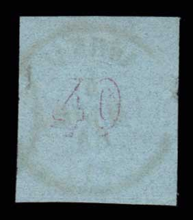 Lot 174 - -  LARGE HERMES HEAD 1862/67 consecutive athens printings -  Athens Auctions Public Auction 74 General Stamp Sale