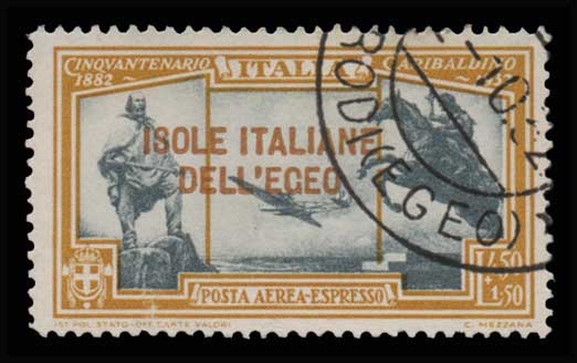 Lot 1175 - -  DODECANESE Dodecanese -  Athens Auctions Public Auction 92 General Stamp Sale