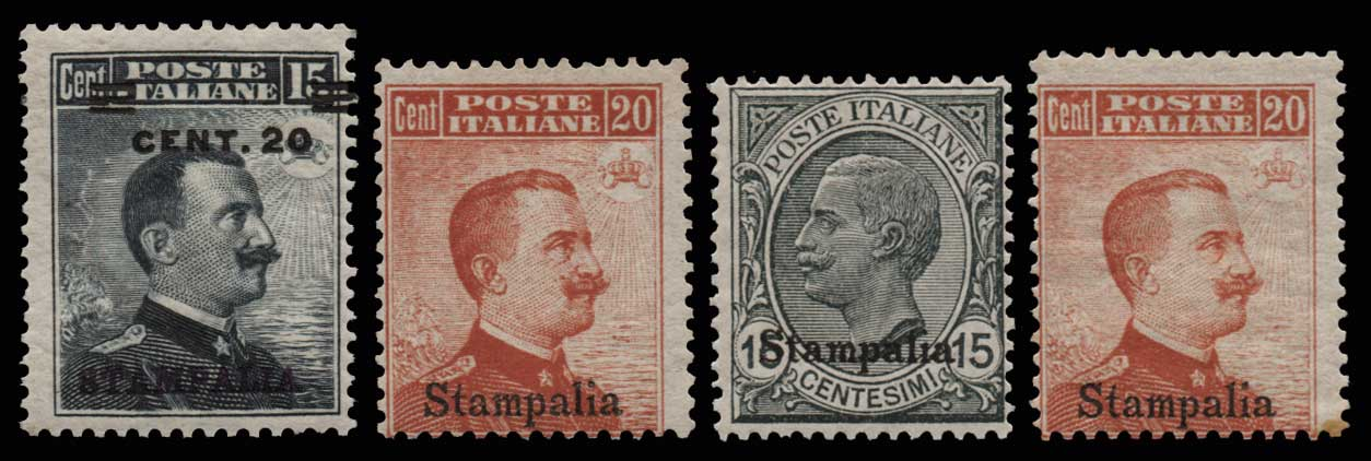 Lot 1089 - -  DODECANESE Dodecanese -  Athens Auctions Public Auction 84 General Stamp Sale