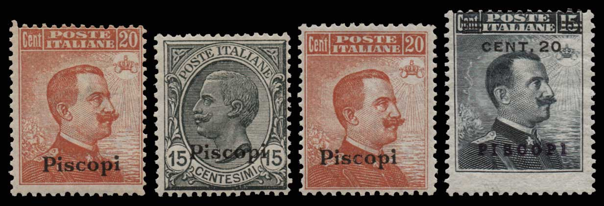 Lot 1090 - -  DODECANESE Dodecanese -  Athens Auctions Public Auction 84 General Stamp Sale