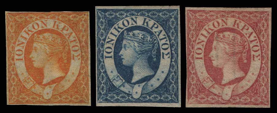Lot 1013 - -  IONIAN ISLANDS Ionian Islands -  Athens Auctions Public Auction 76 General Stamp Sale