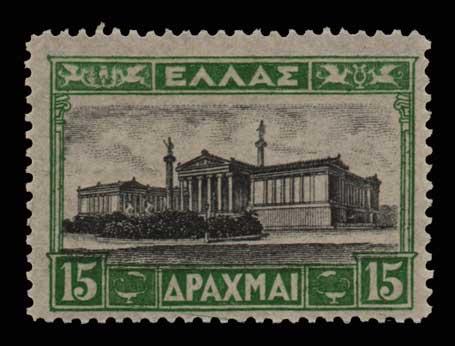 Lot 743 - -  1924 - 1944 1924 - 1944 -  Athens Auctions Public Auction 84 General Stamp Sale