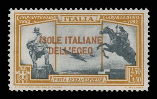 Lot 949 - -  DODECANESE Dodecanese -  Athens Auctions Public Auction 93 General Stamp Sale