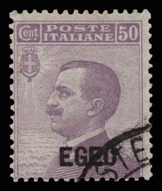 Lot 1066 - -  DODECANESE Dodecanese -  Athens Auctions Public Auction 82 General Stamp Sale