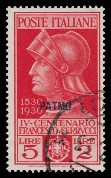 Lot 1096 - -  DODECANESE Dodecanese -  Athens Auctions Public Auction 82 General Stamp Sale