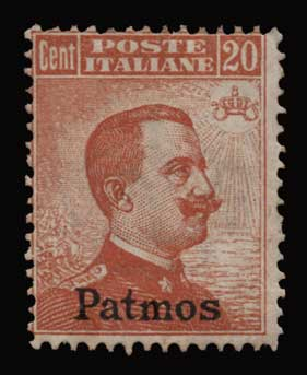 Lot 1187 - -  DODECANESE Dodecanese -  Athens Auctions Public Auction 85 General Stamp Sale