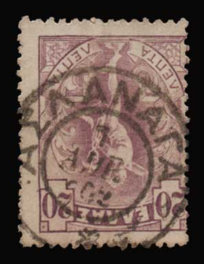 Lot 1494 - - CANCELLATIONS cancellations -  Athens Auctions Public Auction 91 General Stamp Sale