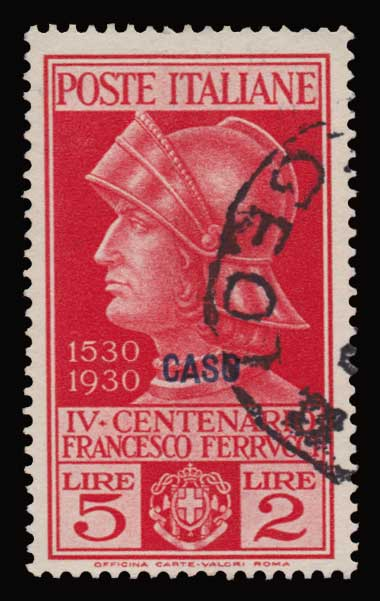 Lot 1062 - -  DODECANESE Dodecanese -  Athens Auctions Public Auction 88 General Stamp Sale