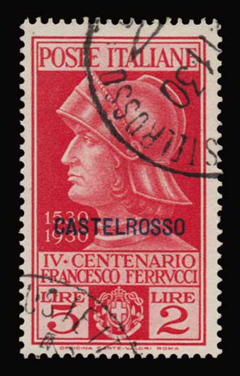 Lot 1063 - -  DODECANESE Dodecanese -  Athens Auctions Public Auction 88 General Stamp Sale