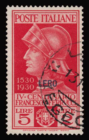 Lot 1066 - -  DODECANESE Dodecanese -  Athens Auctions Public Auction 88 General Stamp Sale