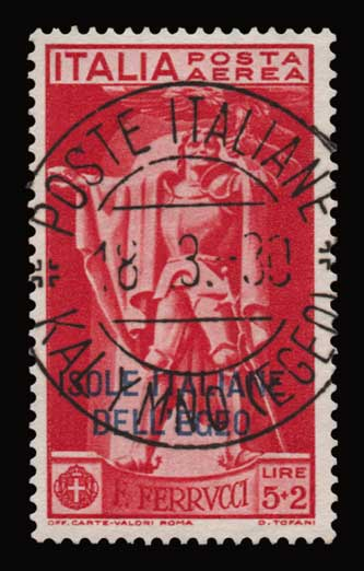Lot 1072 - -  DODECANESE Dodecanese -  Athens Auctions Public Auction 88 General Stamp Sale