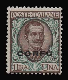 Lot 1193 - -  IONIAN ISLANDS Ionian Islands -  Athens Auctions Public Auction 88 General Stamp Sale