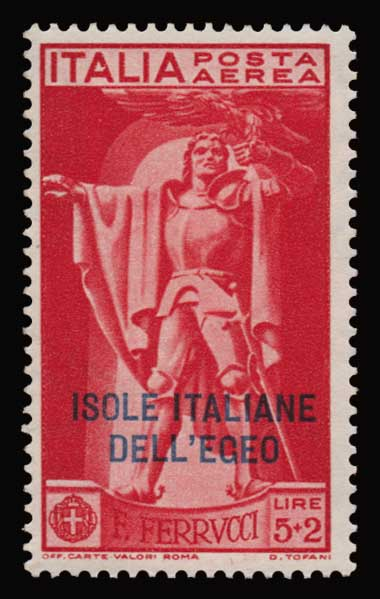 Lot 969 - -  DODECANESE Dodecanese -  Athens Auctions Public Auction 89 General Stamp Sale