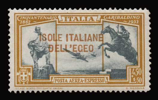Lot 989 - -  DODECANESE Dodecanese -  Athens Auctions Public Auction 89 General Stamp Sale