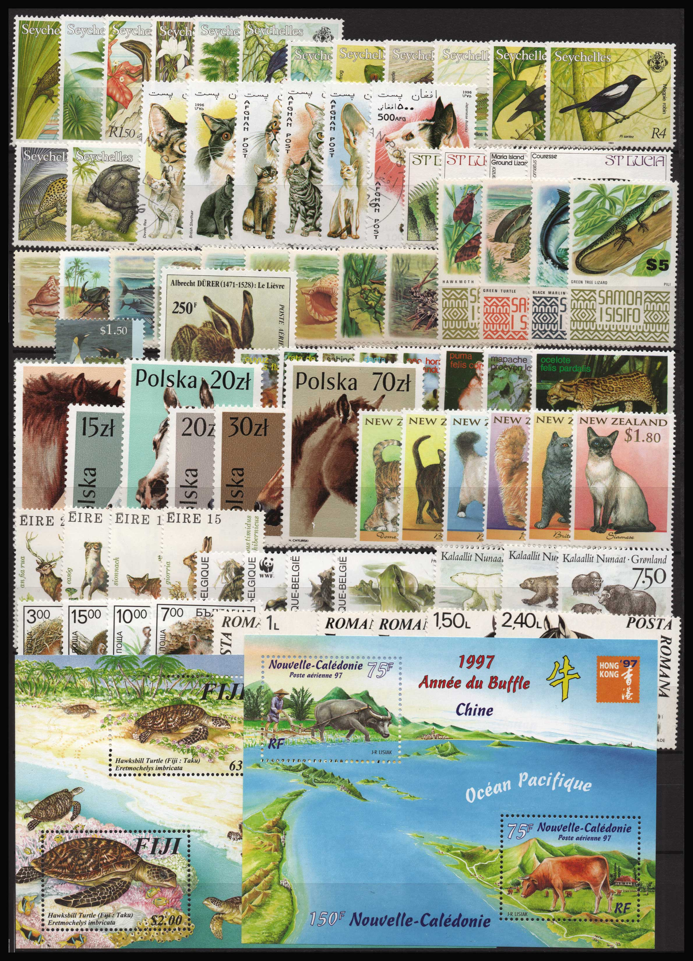 Lot 2132 - - COLLECTIONS collections -  Athens Auctions Public Auction 92 General Stamp Sale