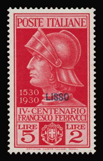 Lot 1162 - -  DODECANESE Dodecanese -  Athens Auctions Public Auction 92 General Stamp Sale