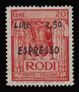 Lot 1195 - -  DODECANESE Dodecanese -  Athens Auctions Public Auction 92 General Stamp Sale