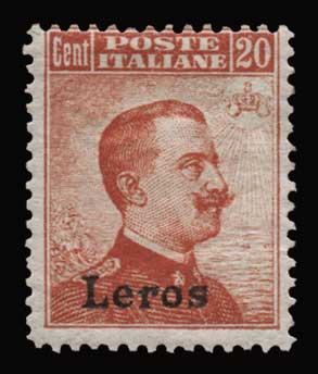 Lot 1130 - -  DODECANESE Dodecanese -  Athens Auctions Public Auction 91 General Stamp Sale