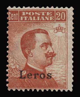 Lot 1139 - -  DODECANESE Dodecanese -  Athens Auctions Public Auction 91 General Stamp Sale