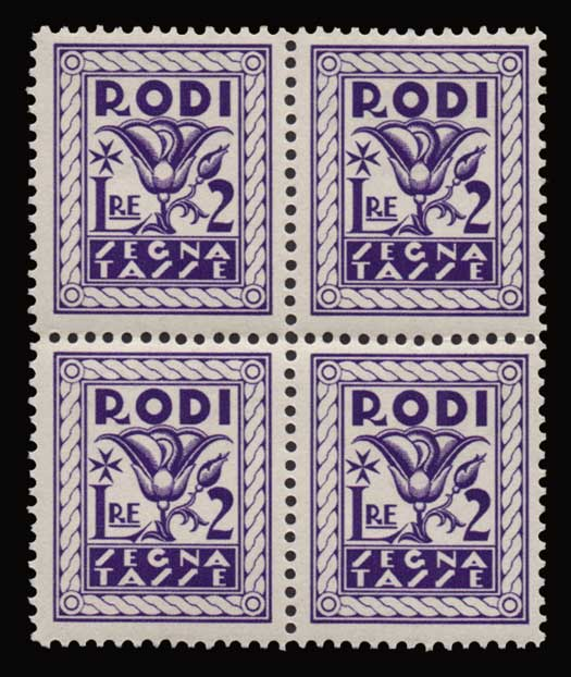 Lot 1166 - -  DODECANESE Dodecanese -  Athens Auctions Public Auction 91 General Stamp Sale