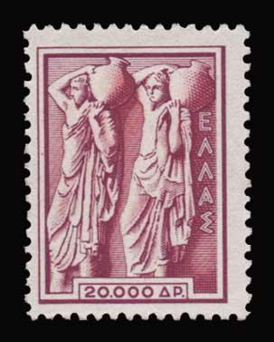 Lot 770 - - 1945-2013 1945-2013 -  Athens Auctions Public Auction 92 General Stamp Sale