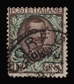 Lot 1275 - -  IONIAN ISLANDS Ionian Islands -  Athens Auctions Public Auction 92 General Stamp Sale