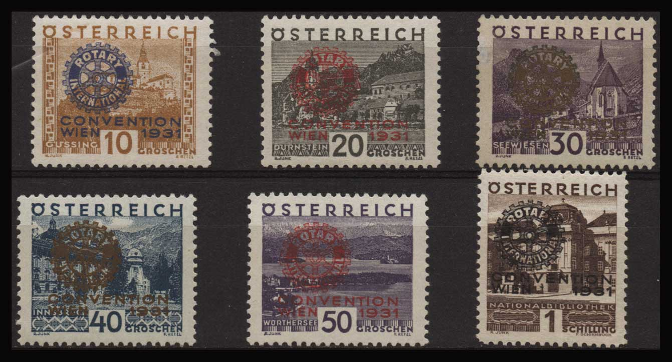 Lot 1442 - -  FOREIGN COUNTRIES foreign countries -  Athens Auctions Public Auction 93 General Stamp Sale